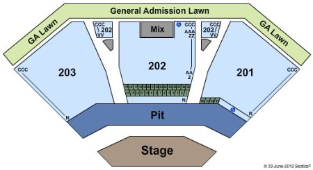 alpine valley music theatre seating chart