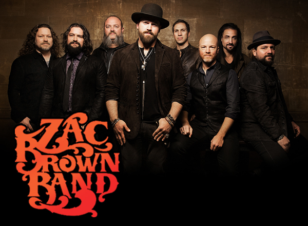 Zac Brown Band at Alpine Valley Music Theatre