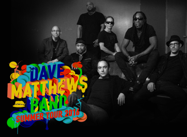Dave Matthews Band at Alpine Valley Music Theatre