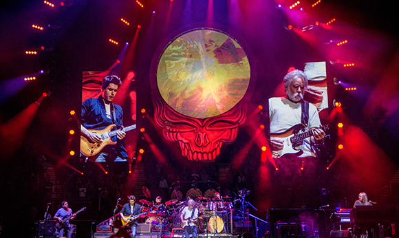 Dead And Company at Alpine Valley Music Theatre