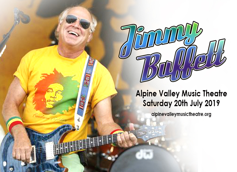 Jimmy Buffett – Alpine Valley Music Theatre