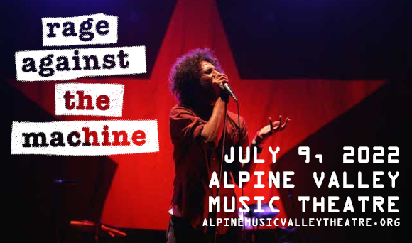 Rage Against The Machine & Run the Jewels at Alpine Valley Music Theatre